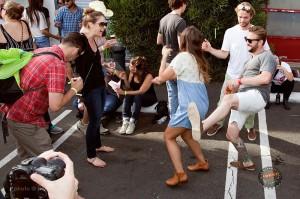 BBAM Fest (Beer, Art & Music) Festival 2012 fundraiser for the 18th Street Arts Center in Santa Monica, CA