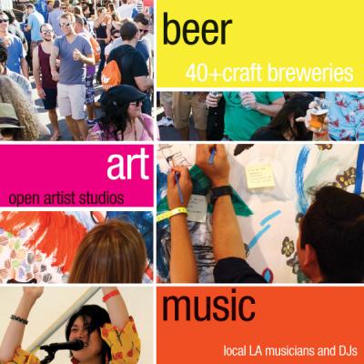 Beer Art Music Festival