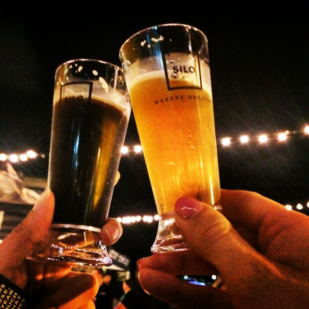 Craft Beer Cheers at SILO in San Diego