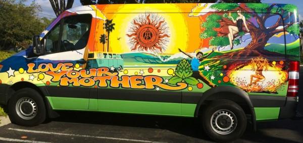 Mother Earth Brewing Co Van